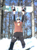 『スノーポード』